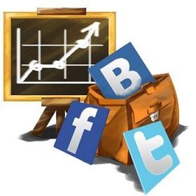 Продвижение используя социальные сети
