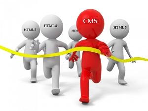 Создание сайтов на CMS