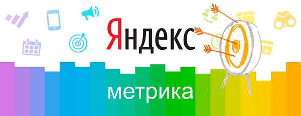 счетчик Яндекс метрика